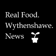 Real Foods news logo