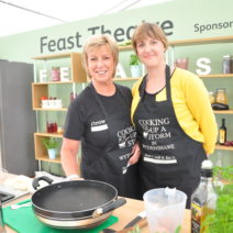 Real Food at RHS Tatton
